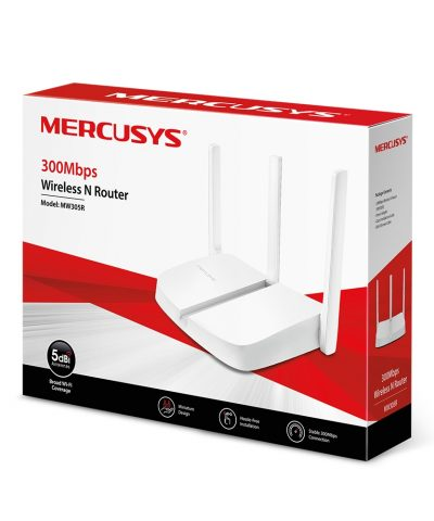 ROUTER WIFI MERCUSYS 3ANT. 300 MBPS MW305R